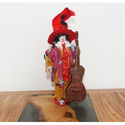 Clown Musicista