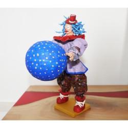 Clown con Pallone